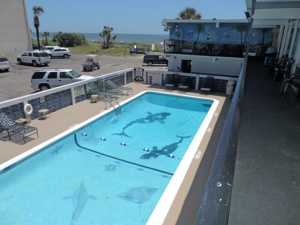 Sea Hawk Motel Myrtle Beach Myrtle Beach Sc