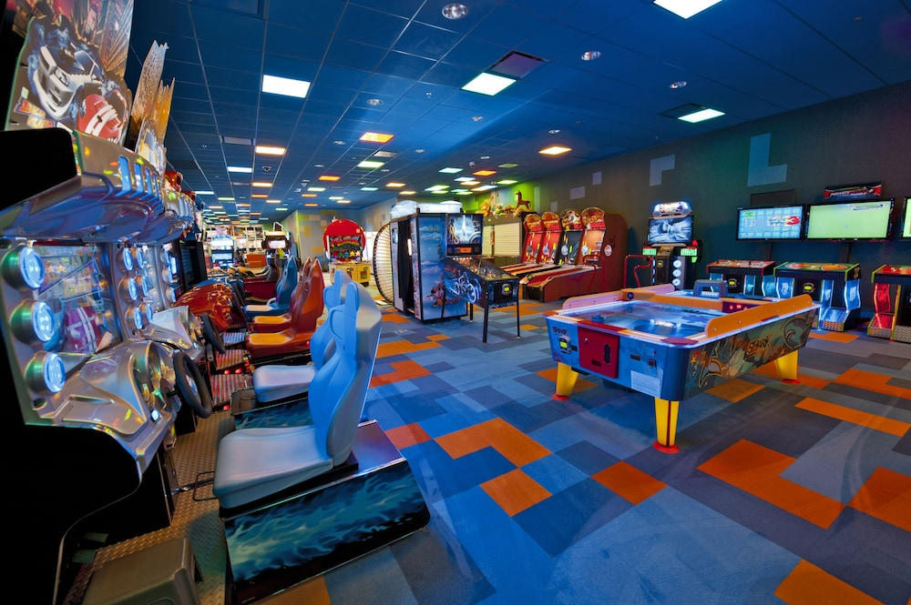 Game Room, Disney's Art of Animation Resort