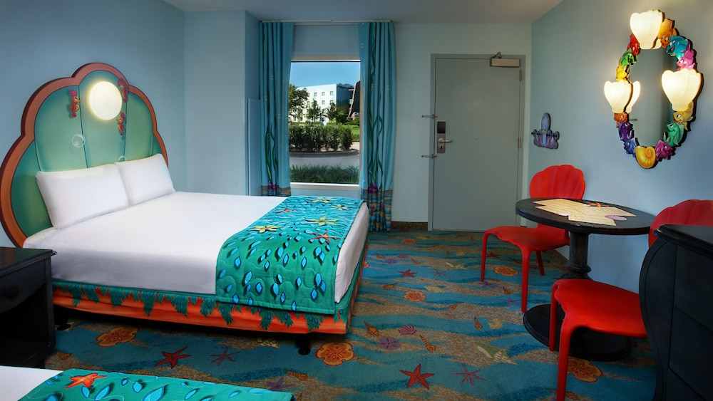 Room, Disney's Art of Animation Resort