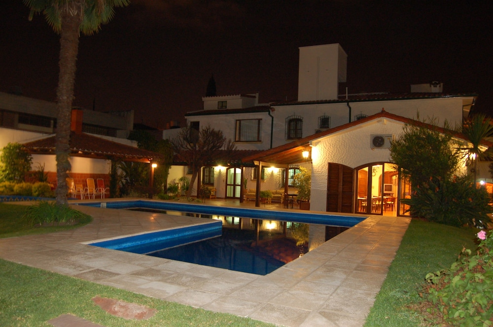 Outdoor Pool, La Candela