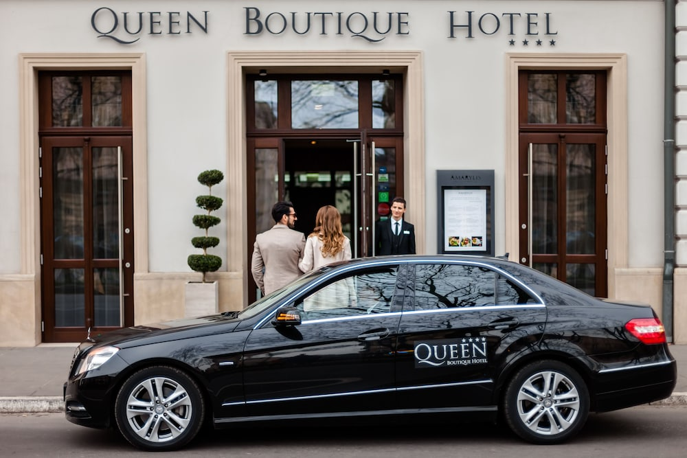 Airport Shuttle, Queen Boutique Hotel