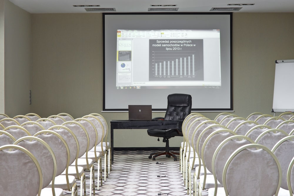 Meeting Facility, Queen Boutique Hotel