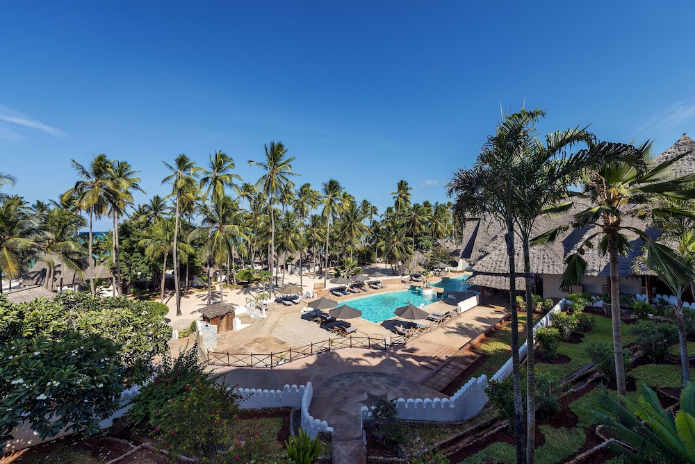 Aerial View, Diamonds Mapenzi Beach - All Inclusive