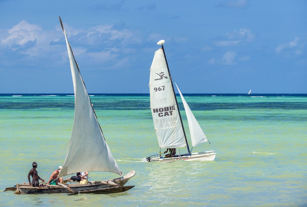 Boating, Diamonds Mapenzi Beach - All Inclusive