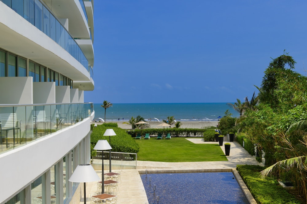 Exterior, Holiday Inn Cartagena Morros