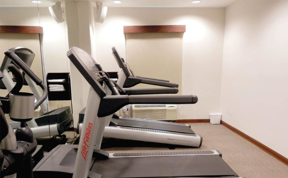 Fitness Facility, Hotel Hex