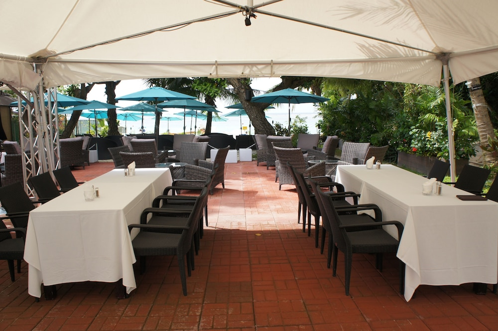 Outdoor Banquet Area, Guam Reef Hotel
