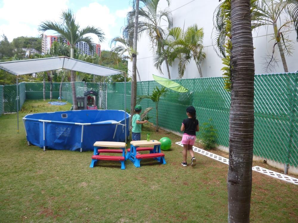 Day Care, Guam Reef Hotel