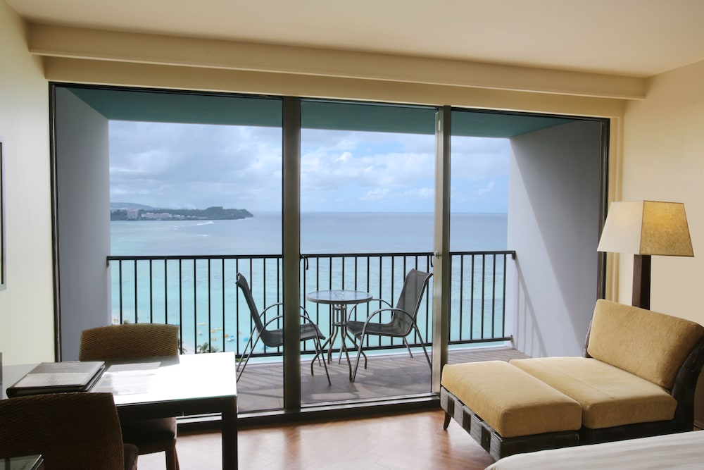 Beach/Ocean View, Guam Reef Hotel