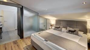 Allergikerbettwaren, Select-Comfort-Betten, Minibar, Zimmersafe