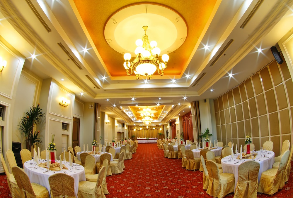 Ballroom, Sarrosa International Hotel and Residential Suites