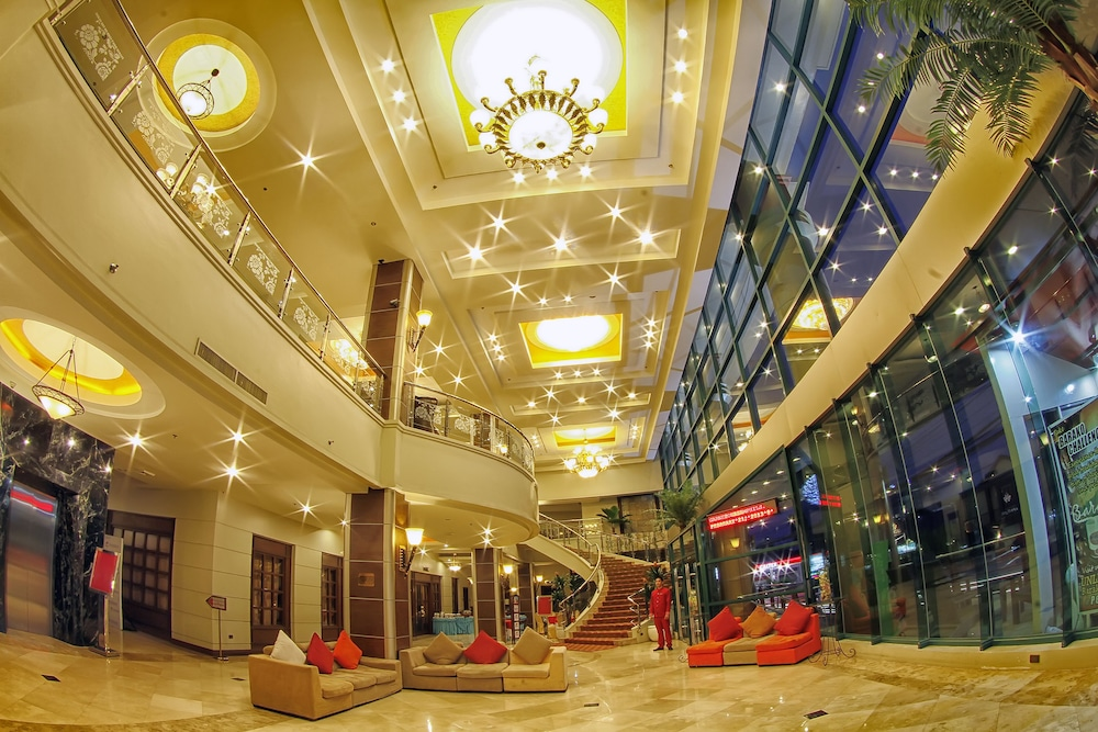 Lobby, Sarrosa International Hotel and Residential Suites