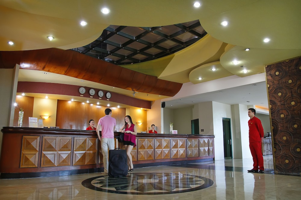 Reception, Sarrosa International Hotel and Residential Suites