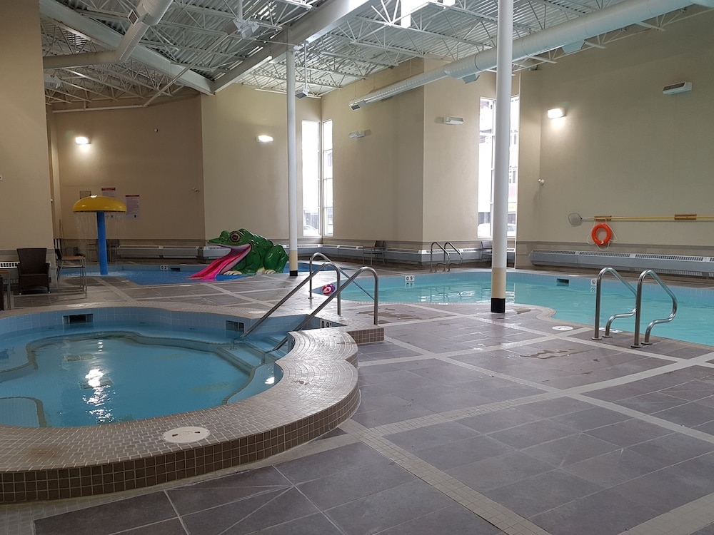 Indoor Pool, Paradise Resort Club and Spa