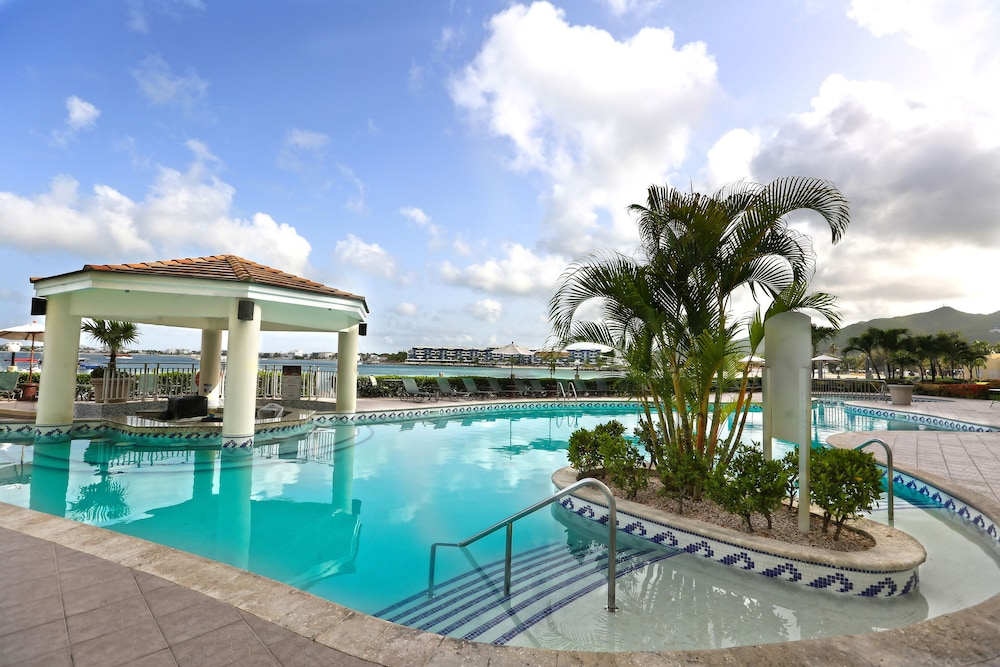 Pool, The Villas at Simpson Bay Beach Resort and Marina