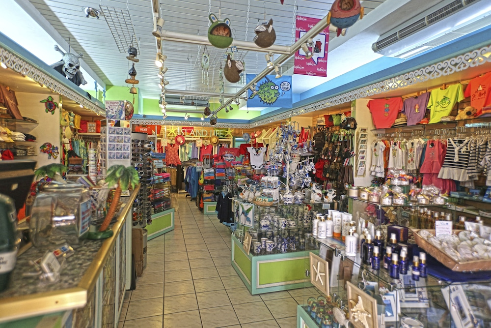 Gift Shop, The Villas at Simpson Bay Beach Resort and Marina