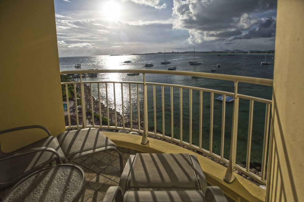 Balcony, The Villas at Simpson Bay Beach Resort and Marina