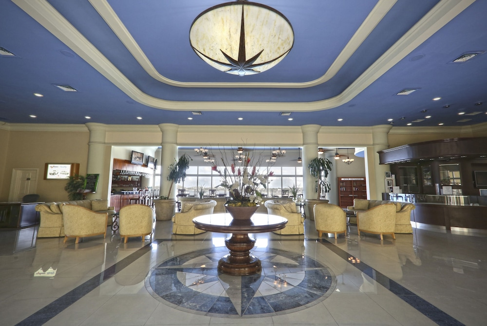 Lobby Lounge, The Villas at Simpson Bay Beach Resort and Marina