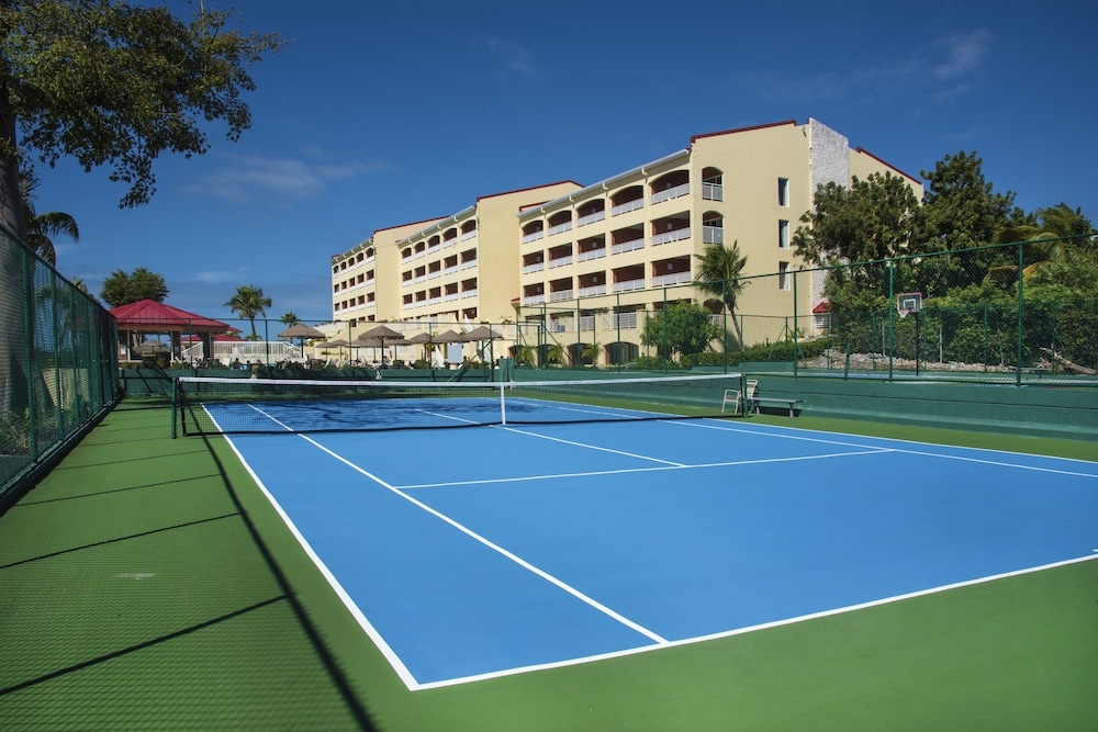 Tennis Court, The Villas at Simpson Bay Beach Resort and Marina