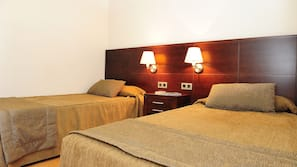 In-room safe, free cots/infant beds, free WiFi