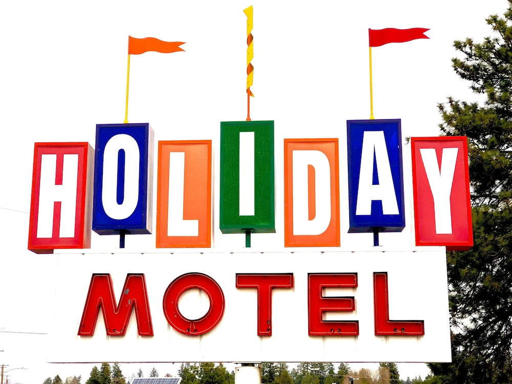 Featured Image, Holiday Motel
