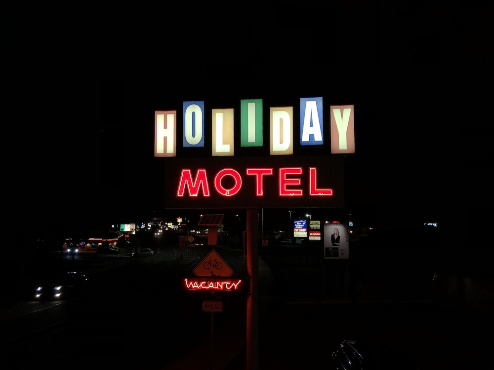 View from Property, Holiday Motel