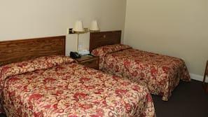 Iron/ironing board, free rollaway beds, free WiFi, alarm clocks