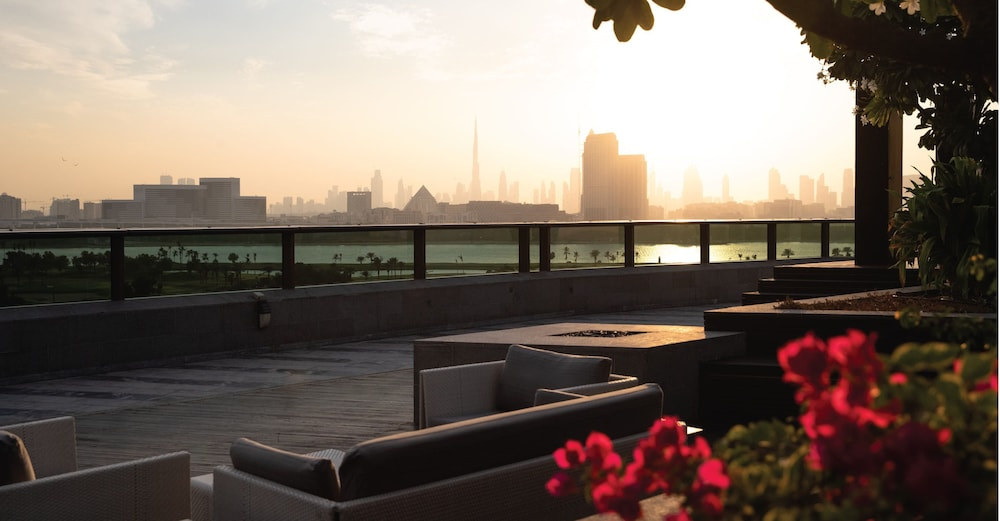 View from Property, Jumeirah Creekside Hotel