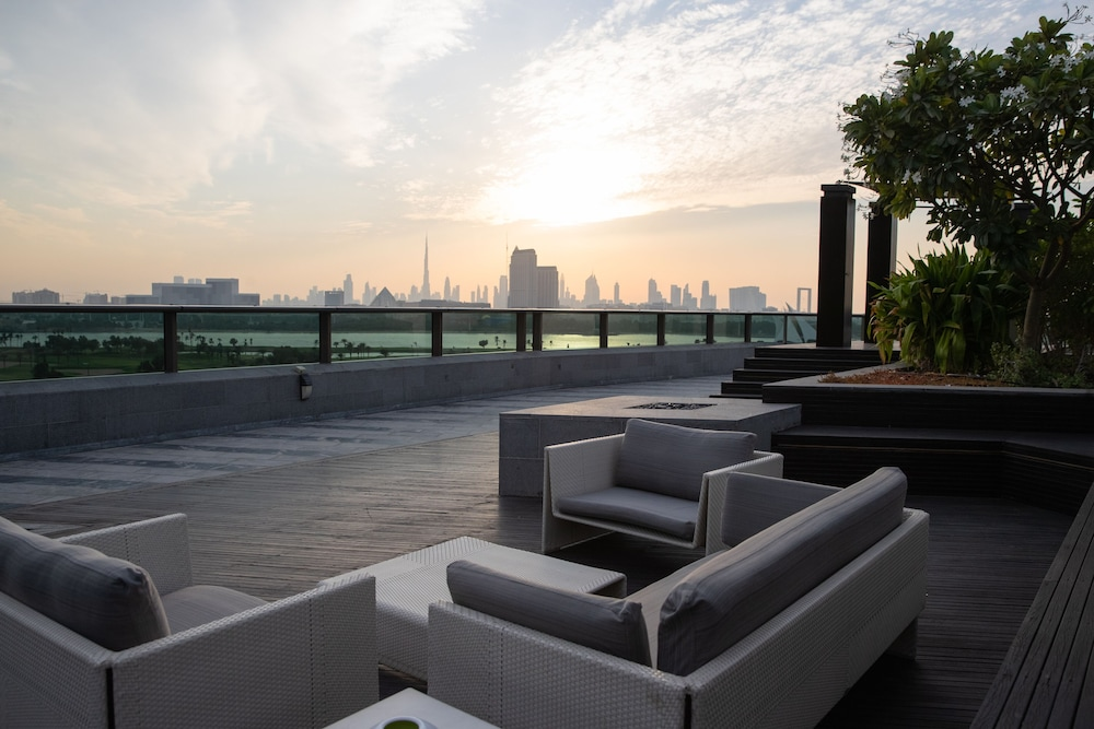 City View, Jumeirah Creekside Hotel