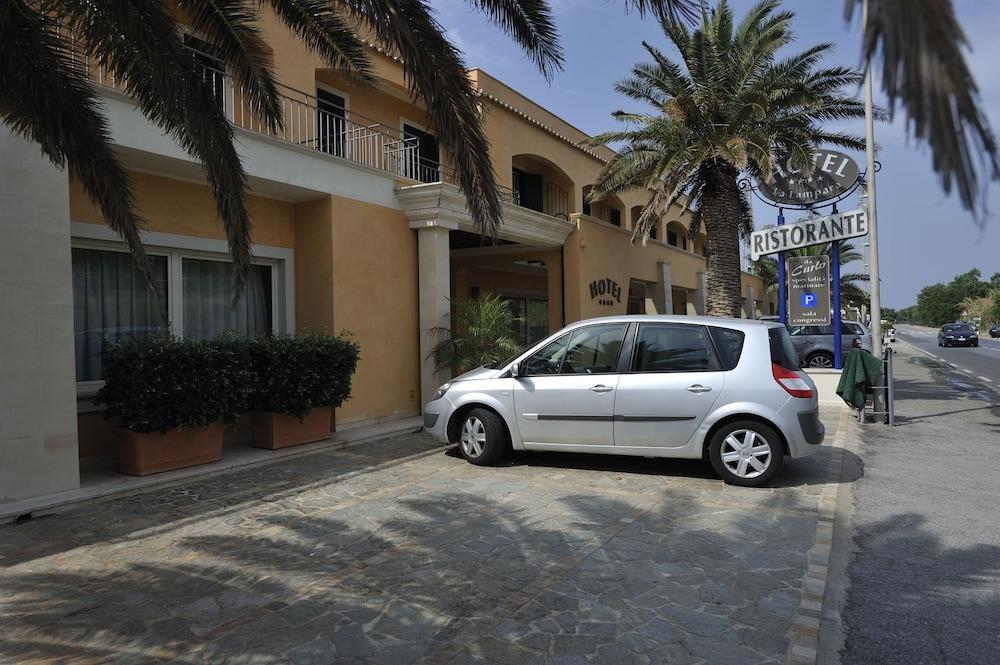 Hotel Ristorante La Lampara Gizzeria Italien Expedia Se