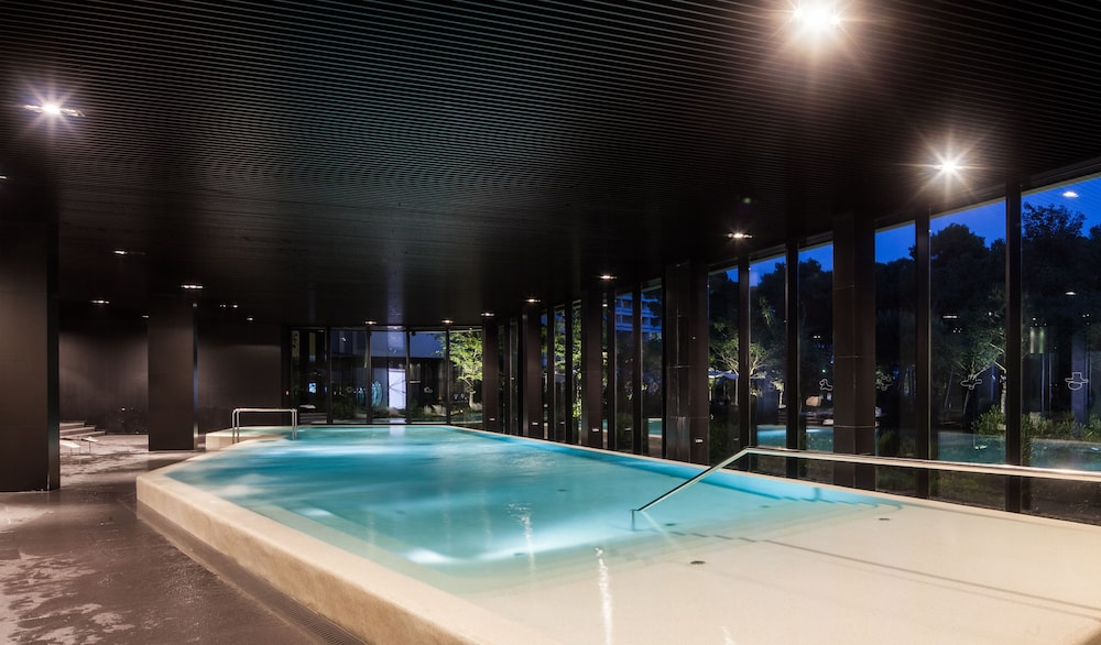 Indoor Pool, Hotel Lone Rovinj