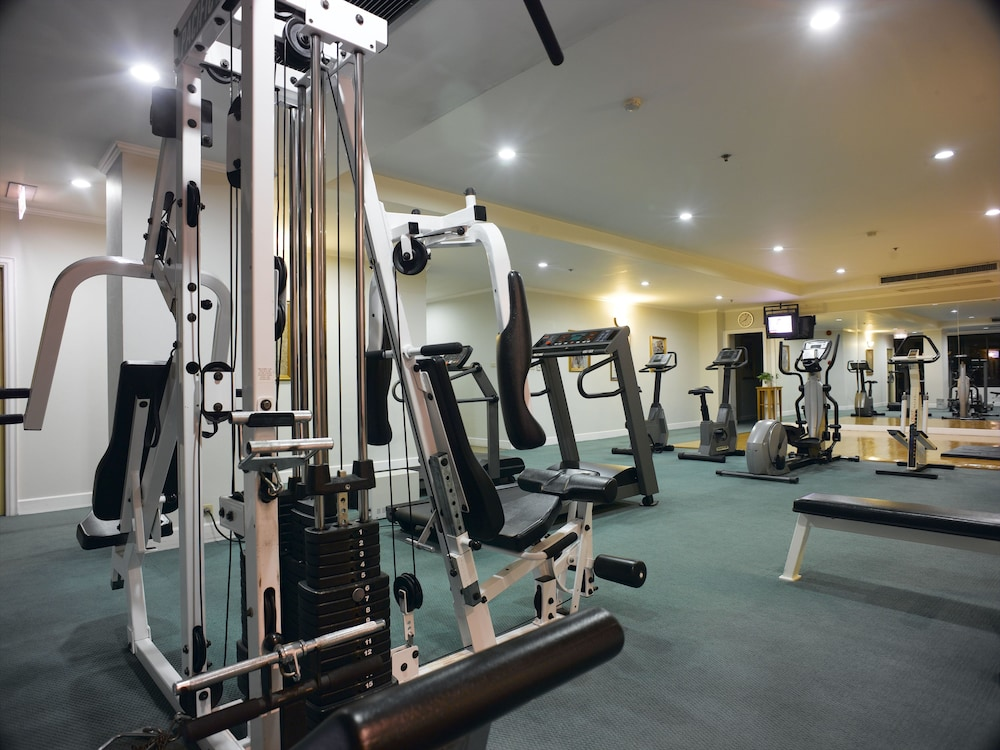 Gym, Cape House Langsuan Hotel