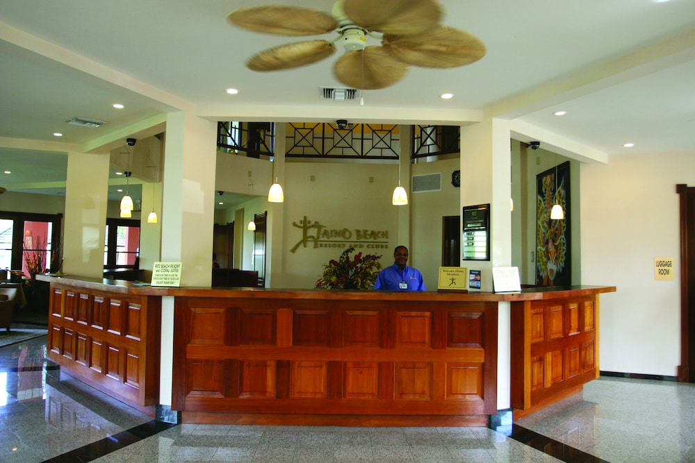 Lobby, The Marlin at Taino Beach Resort & Clubs