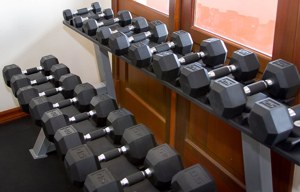 Gym, The Marlin at Taino Beach Resort & Clubs