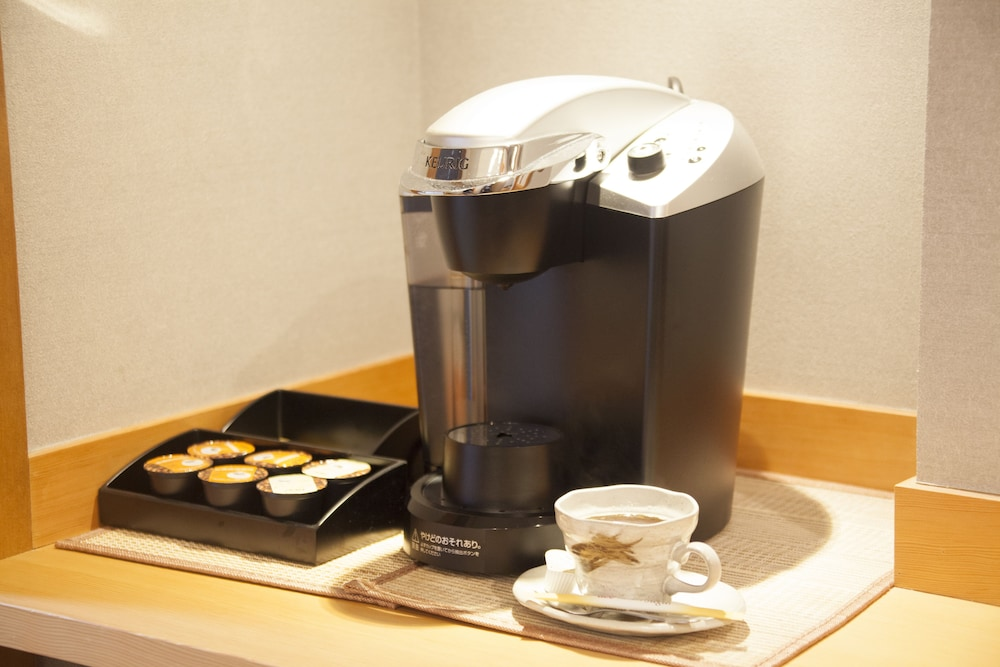 Coffee and/or Coffee Maker, Hotel Okada