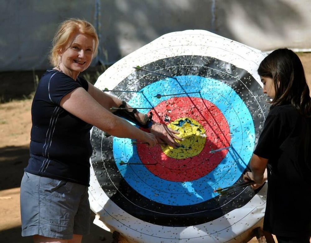 Archery, Montecito Sequoia Lodge