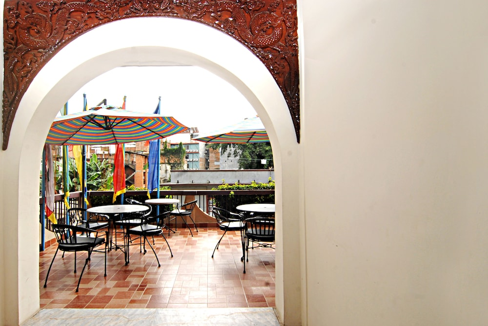 Terrace/Patio, Hotel Thamel