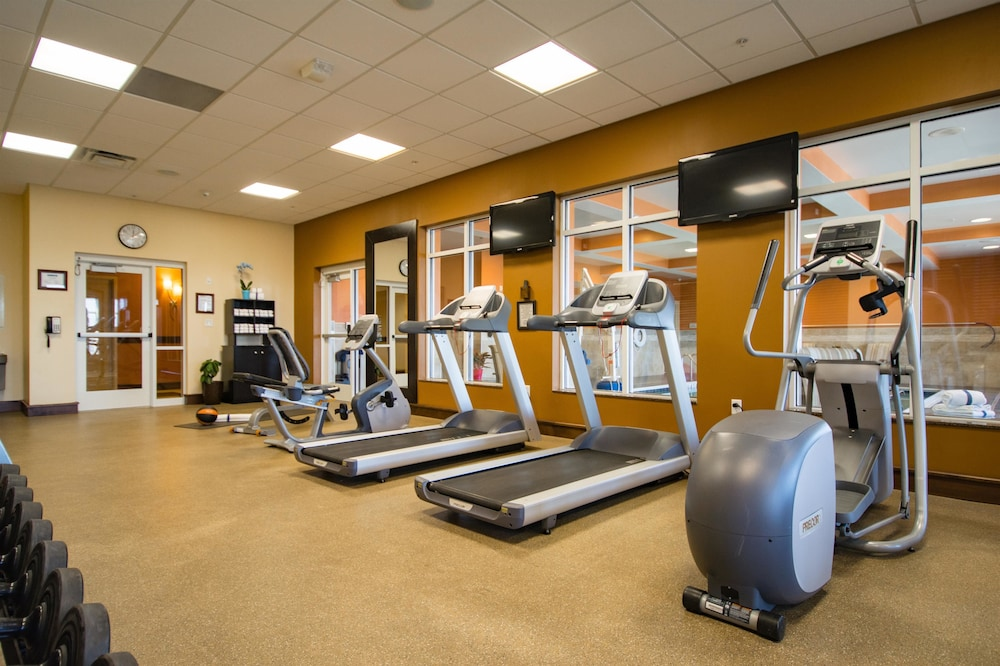 Fitness Facility, Hilton Garden Inn Watertown/Thousand Islands