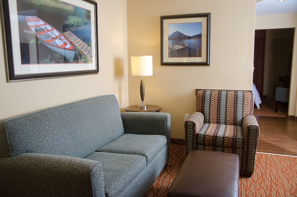 Living Area, Hilton Garden Inn Watertown/Thousand Islands
