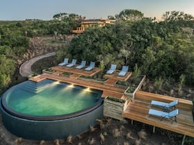 Kariega Game Reserve - Ukhozi Lodge All Inclusive