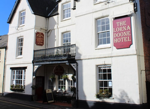 The Lorna Doone Hotel