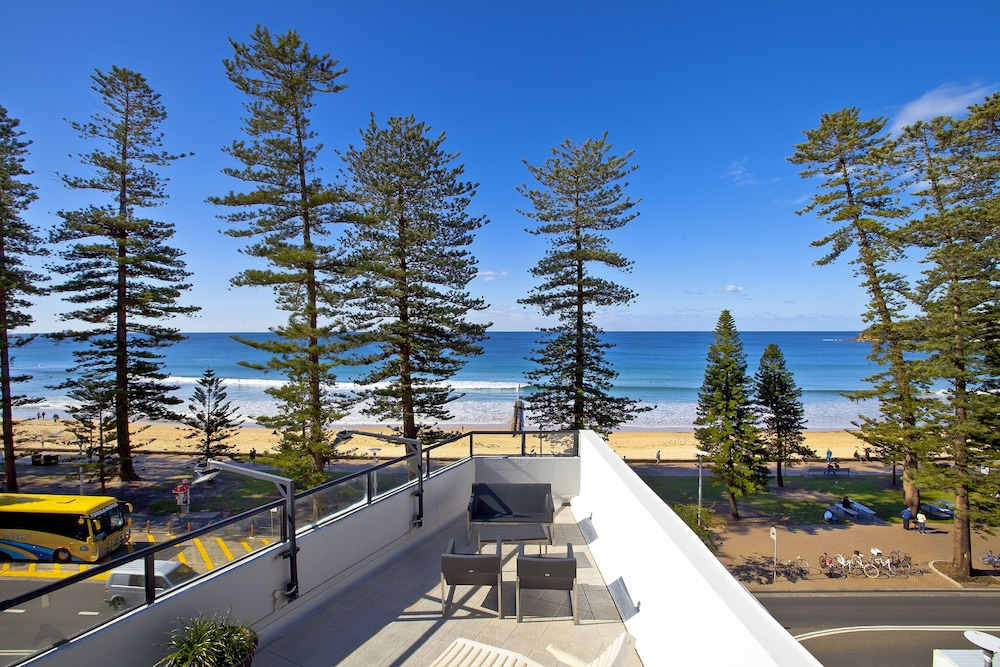 View from Property, Manly Paradise Motel & Apartments