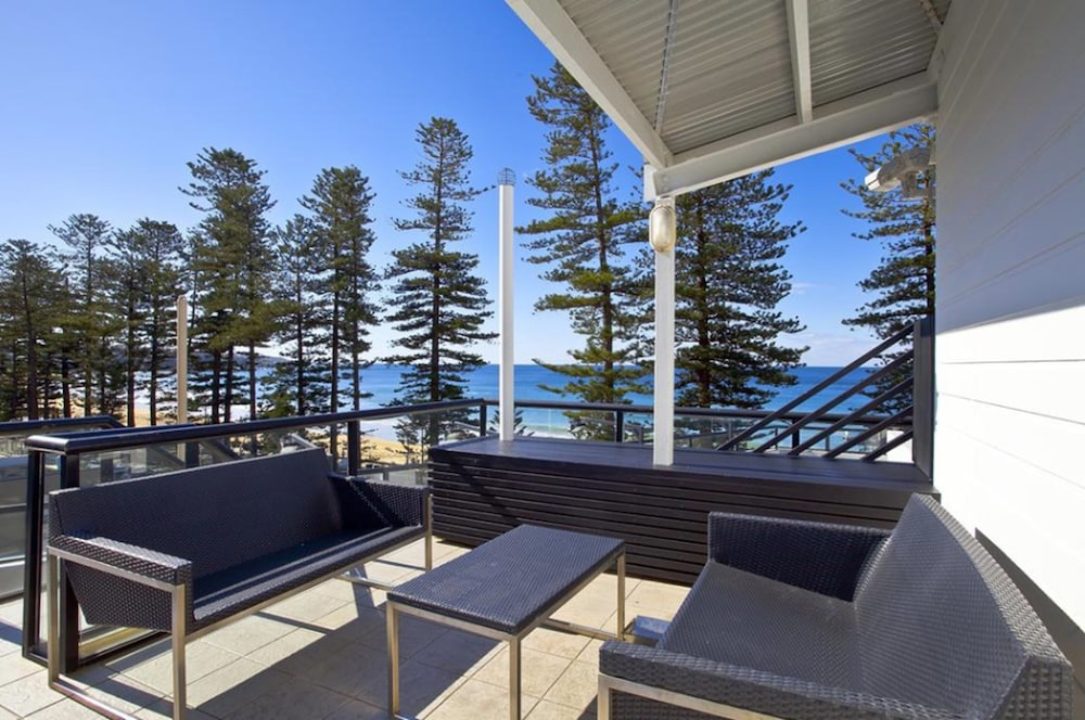 Terrace/Patio, Manly Paradise Motel & Apartments