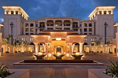 阿布扎比薩迪亞特島瑞吉度假酒店