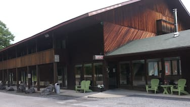 Catskill Mountain Lodge
