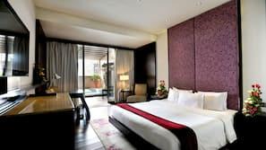 1 bedroom, minibar, in-room safe, soundproofing