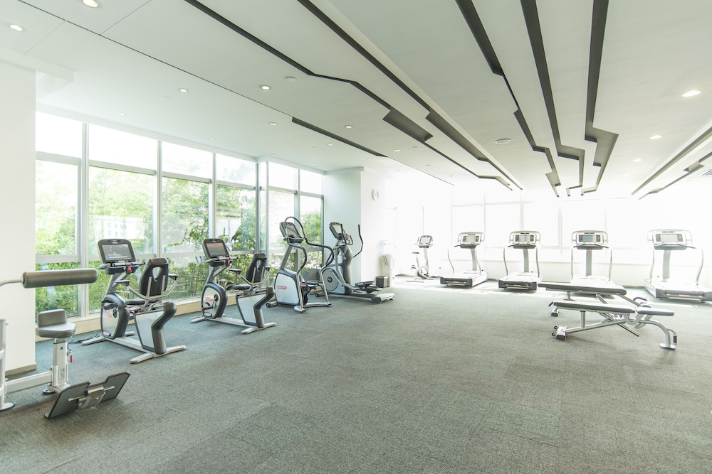 Sports Facility, Fraser Suites Suzhou
