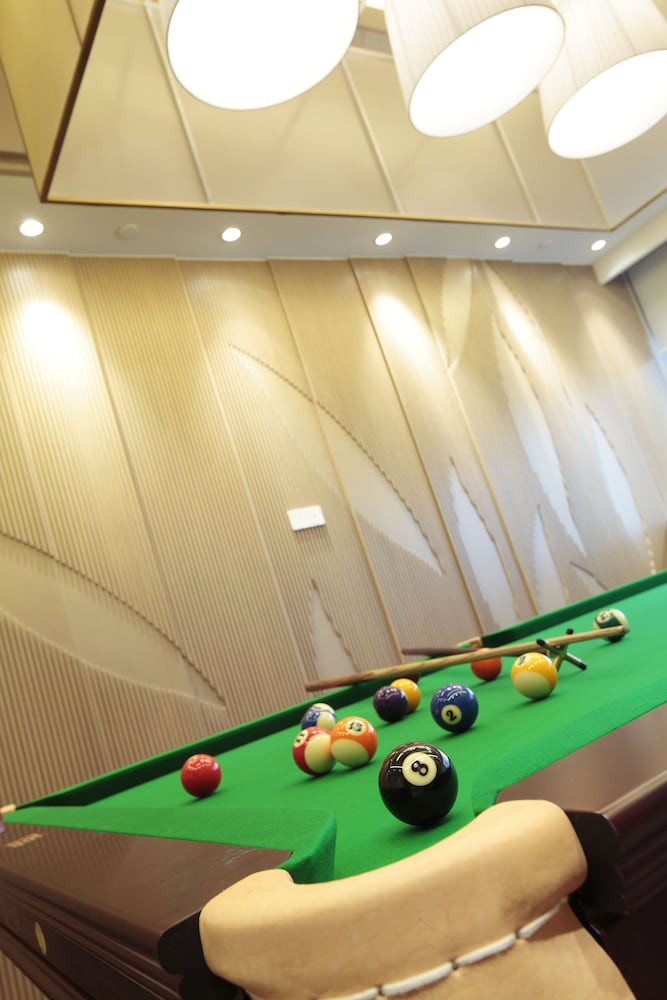 Billiards, Fraser Suites Suzhou