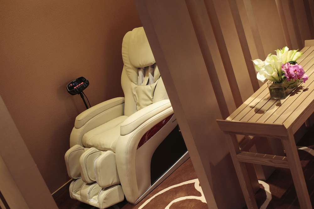 Spa, Fraser Suites Suzhou