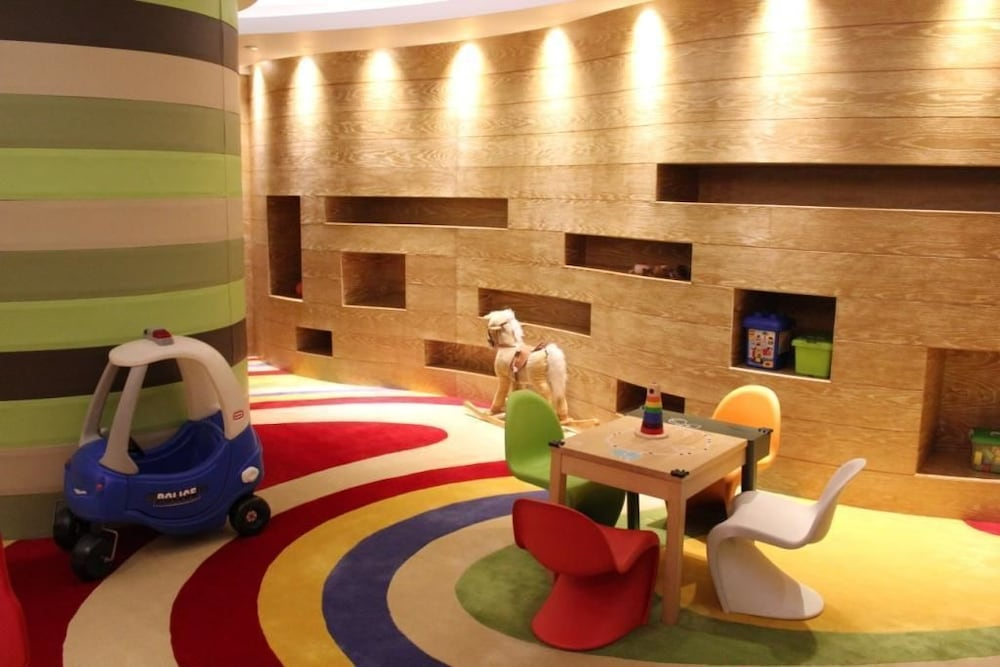 Children's Play Area - Indoor, Fraser Suites Suzhou